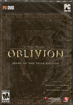 The Elder Scrolls IV Oblivion Game Of The Year Deluxe Edition - Home